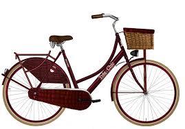 kolesa hollandia tres z pleteno koŠaro