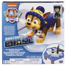 Her adventures are fun, sometimes involve a few tears, but always end happily. Paw Patrol Don T Drop Chase Game The Warehouse