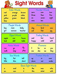 Amazon Com Sight Words By Business Basics First Grade