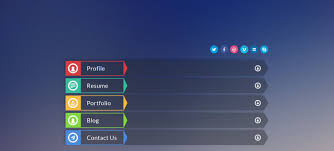 Top 50 Cv Resume Template Designs For Wordpress Mobile Ready