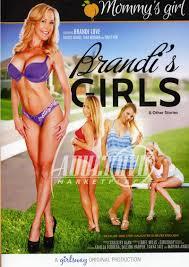 Brandis Girls DVD Girlsway Productions