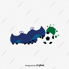 Shoes Logo Design Free Download Shoes And Soccer Football Sneakers Movement Png