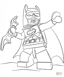 Small Picture Coloring pages batman lego batman coloring page free printable