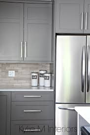 Kitchen Cabinets Ed Fresh Idea To Design Your Best Painted Grey Kitchen Cabinet Ideas