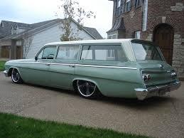 1962 Chevy Bel Air Wagon | luxury rat | Pinterest | Bel air ...