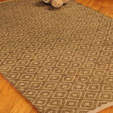 theВ 4 x 6 jute rug that i started with worked perfectly in the entry of our old house but it wouldn t fit widthwise in our