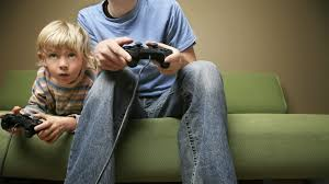 do video games cause violence  kids playing video games