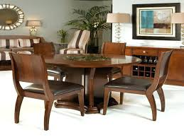 dinner table wood simple yet classy round dining table design wooden round dining table design with