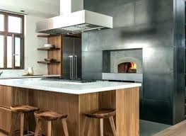 indoor fireplace pizza oven insert outdoor kitchen installing a wood good plan o