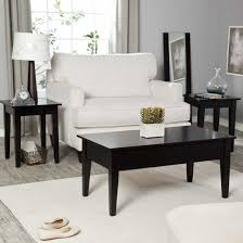 sauder beginnings collection coffee table black rpisite turner lifttop occasional end cinnamon cherry find the best