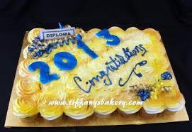 2015 Cupcake Cake Tiffanys Bakery