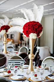 Art Deco Wedding Centerpieces Art Deco Table Decorations 17 Best Images About Wedding Decor And