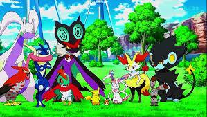 Pokemon XYZ Episode 36 - Video Dailymotion