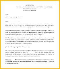 Compensation Letter Template Acentric Co