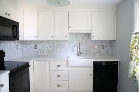 crown molding for kitchen cabinets attractive how to add just a girl and her regarding 25
