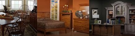 Executive fice Furniture Sets Countryside Amish Furniture