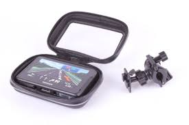 Duragadget Shock Absorbing Water Resistant Gps Bike Mount