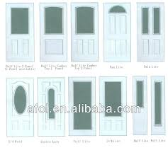 exterior door glass inserts front wrought iron insert