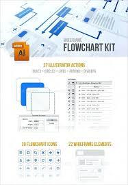 Flowchart Kit Template Workflow Word 2010 Flow Chart
