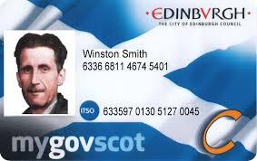 Identity Scandal The Scottish Card