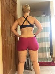 My big ass butt