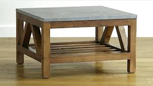 coffee table photo 8 of square amazing crate and barrel tables bluestone round