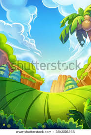 creative illustration and innovative art nature background portrait 1 realistic fantastic cartoon style artwork on art nature wallpaper with creative illustration innovative art nature background stock