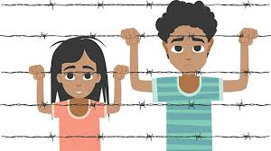 Image result for refugee kids clipart