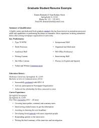Resume Examples For Students With No Work Experience Resumes Without Work Experience Fieldstationco Resume Examples 43