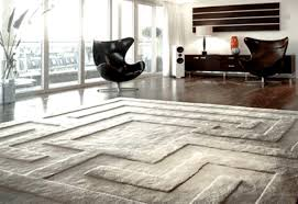 modern large area rug