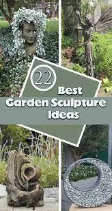 22 best garden sculpture ideas
