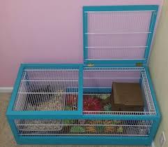 custom indoor rabbit hutch