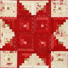 Log Cabin Quilt Patterns Enchanting Star Log Cabin And Mini Quilt Moda Bake Shop
