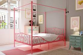 Canopy Pink Beds For Adults : Sourcelysis - Pink Bed Canopy Cute ...