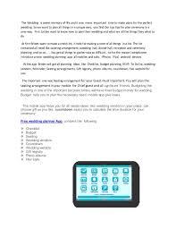 Wedding Seating Chart App Ipad Top And Free Wedding Planning Ipad App Iphone Wedding Apps