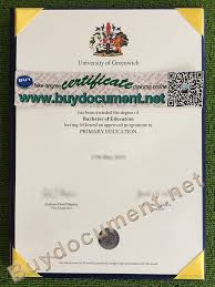 Sample Degree Certificates Of Universities University Of Greenwich Degree Sample Buy Fake Diploma From