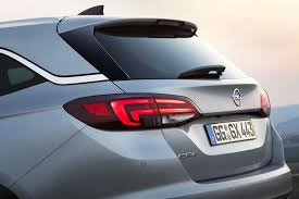 2016 New Astra K Sports Tourer Technical Specifications and ...