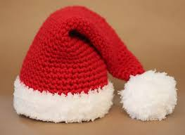 Santa Hat Pattern Stunning Crochet Santa Hat And Diaper Cover Repeat Crafter Me