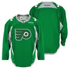 flyers green jersey get this philadelphia flyers black practice jersey at