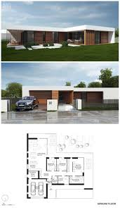 new modern 240 m2 house designed by ng architects small modern house plans one floor