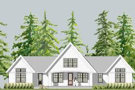 cottage house plans with metal roof modern farmhouse home plan