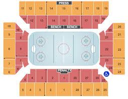 Veterans Memorial Arena Seating Chart Floyd Maines Veterans Memorial Arena Seating Chart Binghamton