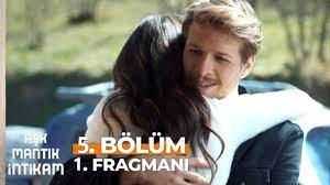 Aşk Mantık İntikam 5. Bölüm Fragmanı - YouTube