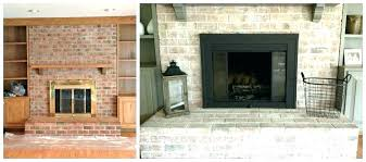 painted brick fireplaces pictures paint brick fireplace ideas painted brick fireplace before and after whitewashing brick