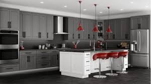 medium size of kitchen dark gray cabinets red bar stools maroon pendant lights double wall