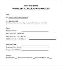 Fax Cover Sheet Template Pdf | Trattorialeondoro