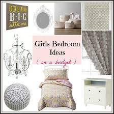 Little Girls Bedroom On A Budget Girls Bedroom Mamawray