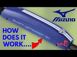 Mizuno Shaft Optimizer Chart Mizuno Shaft Dna Optimizer 3d Software Review