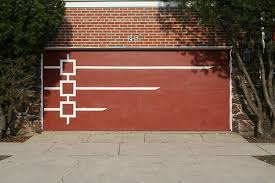 Wonderful Mid Century Modern Garage Doors Enjoy The Gallery After Break With Perfect Ideas
