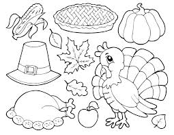 Peanuts Thanksgiving Coloring Pages At Getdrawingscom Free For
